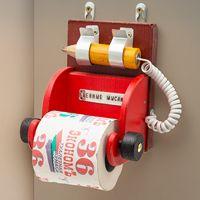 держатель для туалетной бумаги  Ценные мысли