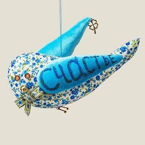 Игрушка  Мелодичная птица счастья