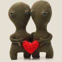 Неземная любовь, пара X