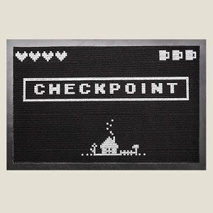 Придверный коврик Cheсkpoint