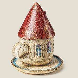 Копилка - шкатулка Дом полная чаша