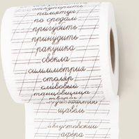 Туалетная бумага Как правильно ставить ударение